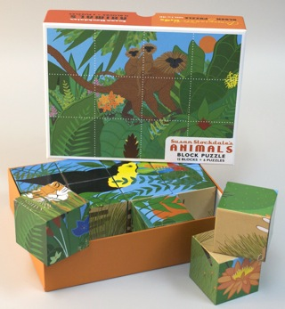 pf stockdale animals block puzzle